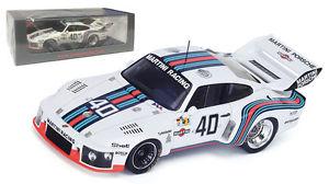【送料無料】模型車 スポーツカー スパークポルシェ#ルマンスケールspark s4689 porsche 935 40 martini le mans 1976 143 scale