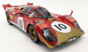 【送料無料】模型車 スポーツカー cmr 118 067フェラーリ512s longtail10 24hレ1970モデルカーcmr 118 scale 067 ferrari 512s longtail 10 24h le mans 1970 resin model car