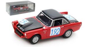 【送料無料】模型車 スポーツカー スパークサンビームタイガークーペ#タルガフロリオハーパージョーンズスケールspark s4062 sunbeam tiger coupe 192 targa florio 1965 harperjones 143 scale