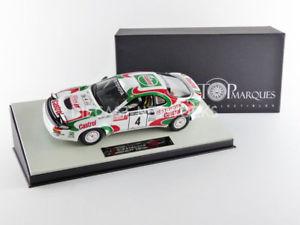 【送料無料】模型車 スポーツカー トップマルケストヨタセリカラリーtop marques collectibles 118 toyota celica gt4 1000 lakes rally winner 19
