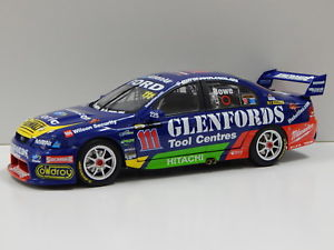 【送料無料】模型車 スポーツカー 118フォードbfハヤブサ glenfordsレーシングjbowe2007111 biante b18302e118 ford bf falcon glenfords racing jbowe 2007 111 biante b18302e