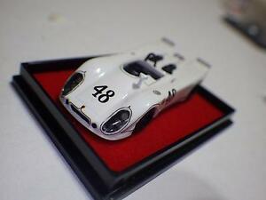 【送料無料】模型車 スポーツカー ハイテクモデルドイツポルシェダイカストhigh tech modell germany white porsche 9082 flunder diecast 187 nib