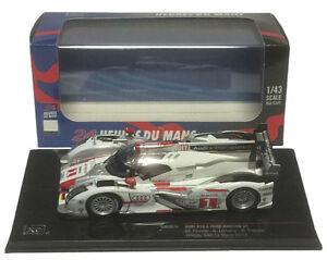 【送料無料】模型車 スポーツカー ネットワークアウディ#ルマンスケールixo lm2012 audi r18etron quattro 1 le mans winner 2012 143 scale