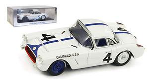【送料無料】模型車 スポーツカー スパークシボレーコルベット#ルマンリリーギャンブルスケールspark s1540 chevrolet corvette 4 le mans 1960 lilleygamble 143 scale
