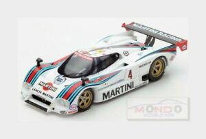 【送料無料】模型車 スポーツカー ランチアチームランチアマティーニ#ルマンスパークlancia lc2 team lancia martini 5 le mans 1985 pescarolo baldi spark 118 18s161