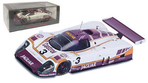 【送料無料】模型車 スポーツカー スパークs4718ジャガーxjr93カットルマン1988 143spark s4718 jaguar xjr9 3 silk cut le mans 1988 143 scale