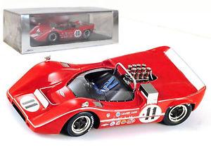 【送料無料】模型車 スポーツカー スパークマクラーレン#リバーサイドスケールspark s1112 mclaren m6b 11 riverside 1968 l motschenbacher 143 scale