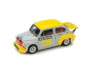 【送料無料】模型車 スポーツカー フィアットabarth 10001972aminghini198 brumm 143 r429モデルカーダイカストfiat abarth 1000 1972 aminghini 198 brumm 143 r429 model car diec
