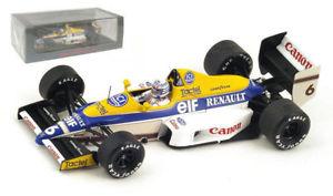 【送料無料】模型車 スポーツカー スパークウィリアムズ#グランプリリカルドパトレーゼスケールspark s4321 williams fw12c 6 2nd us gp 1989 riccardo patrese 143 scale
