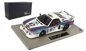 【送料無料】模型車 スポーツカー トップマルケストップランチアベータモンテカルロルマンピロtop marques top21c lancia beta montecarlo le mans 1981 gabbianipirro 118