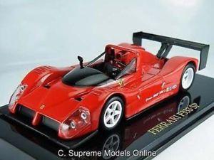 【送料無料】模型車 スポーツカー フェラーリカーモデルスケールレッドカラースキームferrari f333 sp car model 143rd scale red colour scheme example bxd t3412z