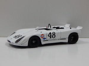 1970 smcqueenprevson park スポーツカー porsche 90802 【送料無料】模型車 green 48 sebring auto ポルシェグリーンパークセブリングマックイーン118 2nd