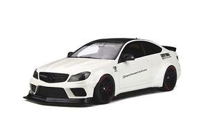 【送料無料】模型車 スポーツカー メルセデスベンツポンドホワイトグアテマラアジアmercedesbenz c63 lb works white 118 gt spirit asia edition kj023 neuamp;ovp
