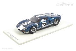 【送料無料】模型車 スポーツカー フォードデイトナマイルダford gt40 winner 24h daytona 1965milesrubyspark 118 18da65