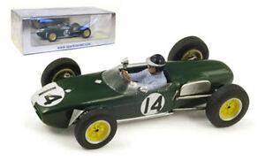 【送料無料】模型車 スポーツカー スパークロータス#ポルトガルグランプリジムクラークスケールspark s1840 lotus 18 14 3rd portugal gp 1960 jim clark 143 scale