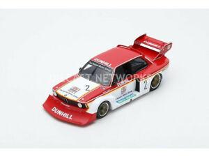 【送料無料】模型車 スポーツカー ターボマカオレース listingspark 118 bmw 320 turbo gr 5winner guia race of macau 1980 18mc80