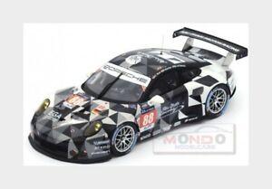 【送料無料】模型車 スポーツカー ポルシェ#ルマンスパークメートルporsche 911 991 rsr 40l proton competition 88 le mans 2014 spark 118 18s197 m