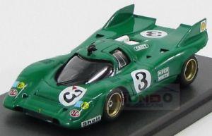 【送料無料】模型車 スポーツカー ポルシェkレースニュルブルクリンクモデルporsche 917k piper racing interserie nurburgring 1972 mg model 143 mg43019b mod