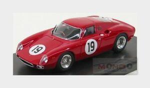 【送料無料】模型車 スポーツカー フェラーリ#ルマンビアンキferrari 275 250lm secaf 19 le mans 1964 scarfiotti bianchi mg 143 mg250lm02 m