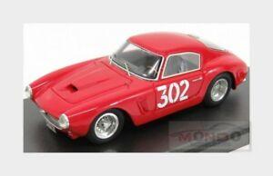 【送料無料】模型車 スポーツカー フェラーリクーペ#モデルferrari 250gt swb coupe 302 trentobondone 1960 von trips mg 143 mg43006 model