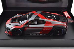 【送料無料】模型車 スポーツカー アウディプレゼンテーションaudi r8 lms presentation, warpaint, 118 5021700351