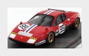 【送料無料】模型車 スポーツカー フェラーリ365 gtb4bb 18095モダン99ルマン1975 guittney mgモデル143 bb43006ferrari 365 gtb4bb ch18095 99 le mans 1975 guittney mg model 14