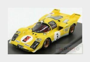 【送料無料】模型車 スポーツカー フェラーリ#キャラベルドferrari 512s 3 9h kyalami 1970 e francorchaps bell de fierlant mg 143 512s61