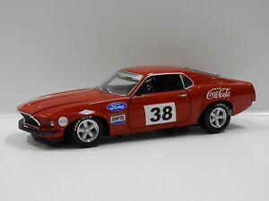 【送料無料】模型車 スポーツカー フォードボストランスムスタングモファット#ボスレース118 1969 ford boss 302 trans am mustang amat 38 the boss first race w