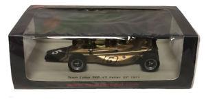 【送料無料】模型車 スポーツカー イタリアgp 1971スパークロータス56b5フィッティパルディ143spark lotus 56b 5 world wide racing italian gp 1971 fittipaldi 143 scale