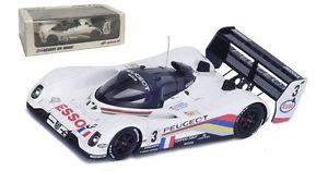 【送料無料】模型車 スポーツカー スパークプジョー#ルマンスケールspark 43lm93 peugeot 905 3 winner le mans 1993 143 scale