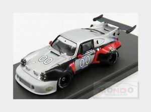 【送料無料】模型車 スポーツカー ポルシェカレラ#デイトナporsche 911 carrera rsr 21l 00 daytona 1977 ongais follmer mg 143 rem43008 mo