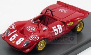 【送料無料】模型車 スポーツカー フェラーリディノクモ#タルガフローリオモデルモデルferrari dino 206s spider 58 targa florio 1970 mg model 143 mgbar 143 007 model