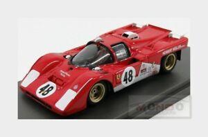 【送料無料】模型車 スポーツカー フェラーリ#ミッドオハイオミュラーレッドシルバーモデルmferrari 512m 48 canam mid ohio 1971 h muller red silver mg model 143 512m60
