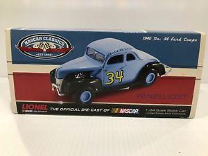 【送料無料】模型車 スポーツカー ウェンデルスコット#フォードクーペホールwendell scott 34 1940 ford coupe nascar hall fame classics