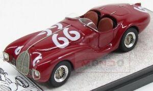 【送料無料】模型車 スポーツカー フェラーリスパイダー#ミッレミリアモデルferrari 815 spider car avio 66 mille miglia 1940 rare models 143 rare 43042 mo