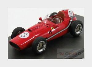 【送料無料】模型車 スポーツカー フェラーリディノ#ドイツホーソントイレferrari f1 dino 246 3 practice germany gp hawthorn 1958 wc mg 143 mg4300903 m