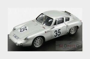 【送料無料】模型車 スポーツカー ポルシェアバルト#ルマンウォルターモデルporsche 695 gs abarth 35 24h le mans 1960 linge walter mg model 143 rem43016 m