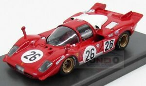 【送料無料】模型車 スポーツカー フェラーリ#デイトナモデルferrari 512s berlinetta ch1028 26 24h daytona 1970 mg model 143 mg512s39 mod