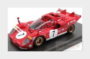 【送料無料】模型車 スポーツカー フェラーリ#カーレースメイソンモデルモデルferrari 512s ch1026 7 historic car race 19 n mason mg model 143 512s53 model