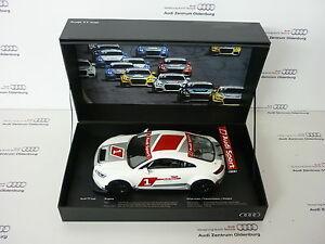 【送料無料】模型車 スポーツカー アウディモデルカーカッププレゼンテーションoriginal audi model car, tt cup 2015, 118 presentation number bib
