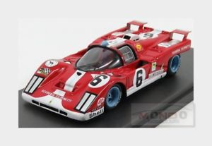 【送料無料】模型車 スポーツカー フェラーリ512m50l v12 1032filipinetti6ルマン1971 mg 143 mg512m66ferrari 512m 50l v12 ch1032 filipinetti 6 le mans 1971 mg 143 mg51