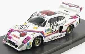 【送料無料】模型車 スポーツカー ポルシェターボ#ルマンモデルモデルporsche 935 30l turbo 57 le mans 1981 mg model 143 mgber 143 011 model