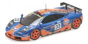 【送料無料】模型車 スポーツカー マクラーレンf1 gtrレーシング3324hレマン1996bellmレヒトウィーバーmclaren f1 gtr gulf racing 33 24 h lemans 1996 bellm lehto weaver