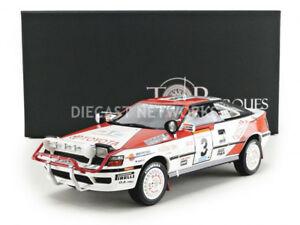 【送料無料】模型車 スポーツカー トップマルケストヨタサファリトップtop marques collectibles 118 toyota st 165safari 1990top44b