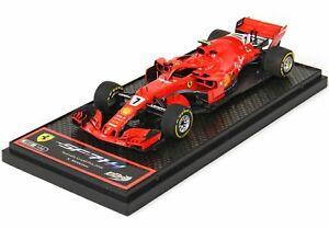 【送料無料】模型車 スポーツカー フェラーリオーストラリアキミライコネンモデルferrari sf71h f1 gp australia 2018 kimi raikkonen bbr 143 bbrc204b model
