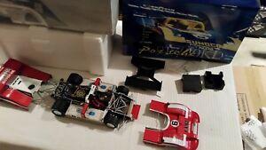 【送料無料】模型車 スポーツカー カムポルシェワールドクローズドコースexoto, cam 2 porsche 91730 world closed course speed record car talladega 1975,