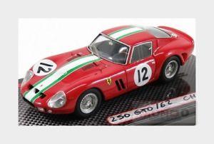 【送料無料】模型車 スポーツカー フェラーリクーペ#キロモデルモードferrari 250 gto coupe ch3809 12 1000km parigi 1962 mg model 143 gto43080 mode