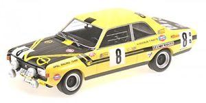 【送料無料】模型車 スポーツカー オペルコモドールスタインメッツチューニングスパopel commodore a steinmetz tuning 8 24h spa 1970 t piletteg gosselin