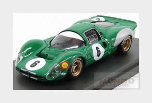 【送料無料】模型車 スポーツカー フェラーリボンネットパイパーレーシング#キロferrari 412p large bonnet piper racing 6 1000km parigi 1968 mg 143 mgs4301 mod