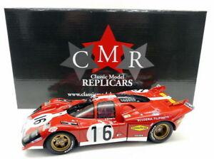 【送料無料】模型車 スポーツカー スケールフェラーリロングテール#ルマンcmr 118 scale resin 021 ferrari 512s long tail 16 24h le mans 1970